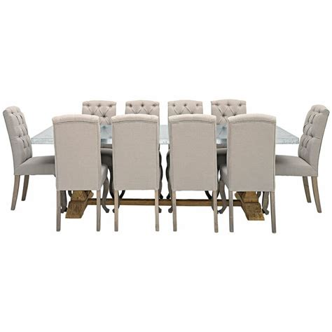 lafayette dining table from domayne house