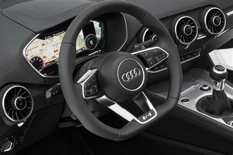 2015 Audi Interior Audi Tt 2015 Interior Auto