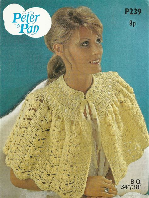 free knitting pattern bed jacket crochet bed jacket