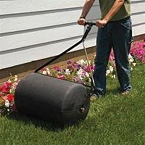 rullo giardino fai da te rullo compattatore