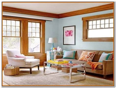 paint colors for living room with wood trim paint colors that go with oak wood trim wall color