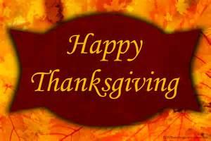 happy thanksgiving infj ramblings