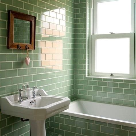 metro tiles bathroom 25 best ideas about green bathroom decor on pinterest