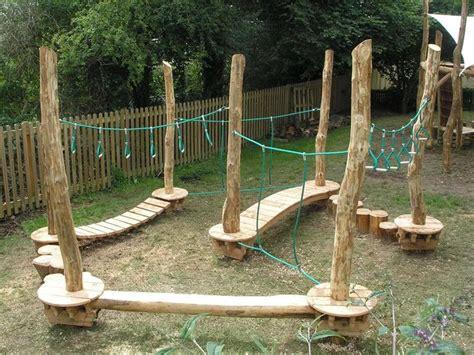 natural playground ideas backyard 17 best images about outdoor playground on pinterest