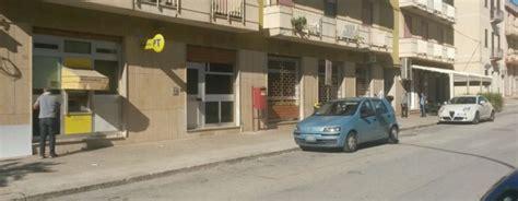 ufficio postale trapani nuova tentata rapina all ufficio postale di paceco