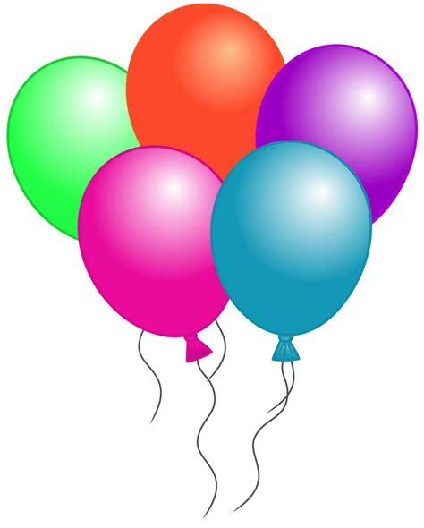 birthday balloons clip best balloon clip 1960 clipartion