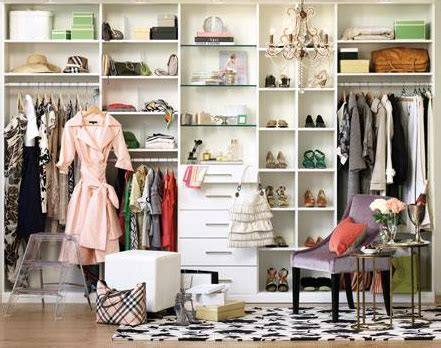 Closet Organization For The Fashion Obsessed by Millyblu Closet