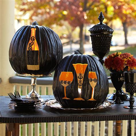 martini pumpkin carving 30 tips for decorating your halloween pumpkins cocktail