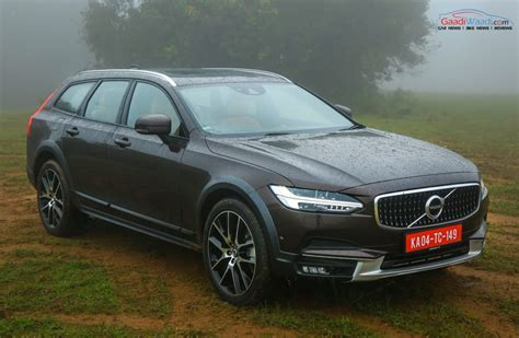volvo price in india volvo v90 cross country launched in india price specs