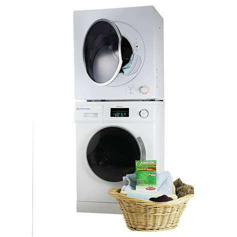 washer dryer set triton appliances