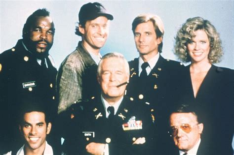 The A Team by The A Team Gets Rebooted With