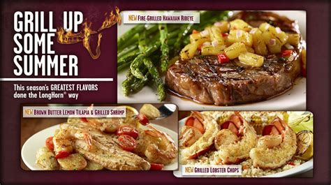Longhorn Steakhouse Gift Card Specials - of the season