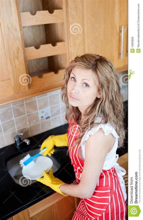 to be unhappy and single w dry dikk more sugar daddy sugar view image unhappy woman doing the dishes royalty free stock images