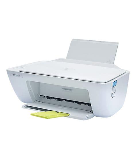 Printer Hp Deskjet 2132 best quality printer at less price hp deskjet 2132 multifunction printer consumer review