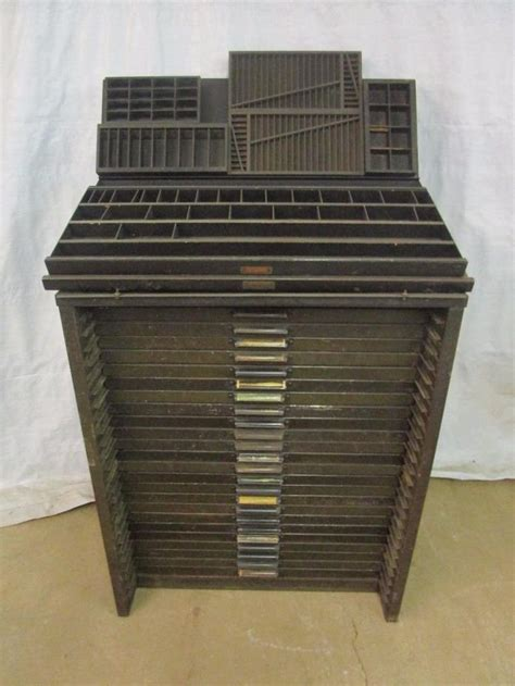 Printers Drawers For Sale by Antique Printer Drawers For Sale Classifieds