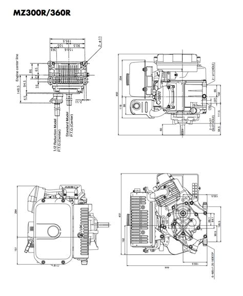mz300 parts diagrams repair wiring scheme