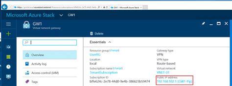 indirizzo ip interno creare una connessione vpn da sito a sito tra due reti