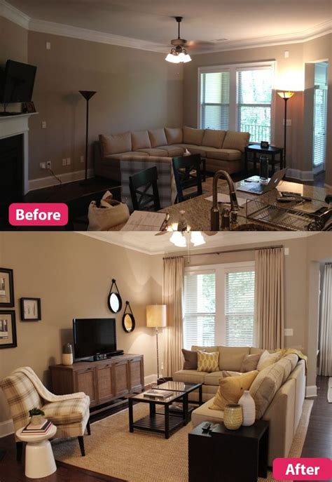 Living Room Before After by Gorgeous Living Room Decor And Design Ideas Remodelling