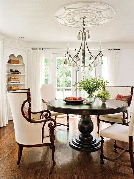 southern living dining rooms swiss cottage style house craftsman style cottage house plans pedestal dining table cottage dining room southern