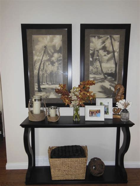 entry table home decor