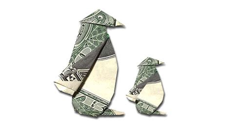 Money Origami Steps - 50 spectacular origami designs made from money