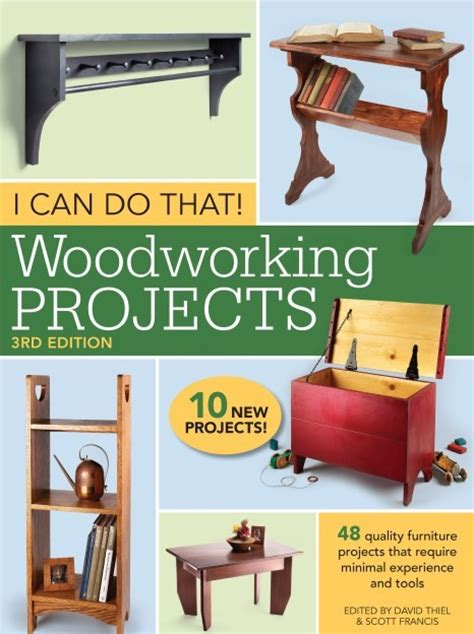Can Do Giveaway - weekend woodworking projects book giveaway