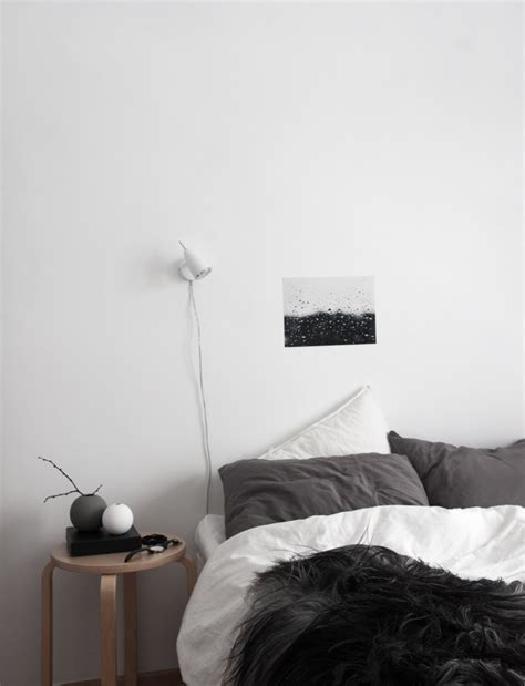 monochrome bedroom decordots monochrome scandinavian bedroom black white