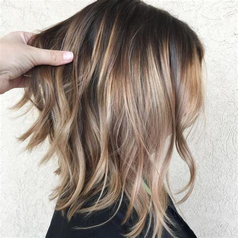 a line haircut for thin hair 70 devastatingly cool haircuts for thin hair balayage