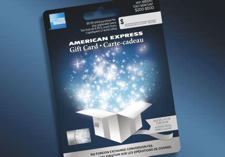 Optimum American Express Gift Card - shoppers drug mart
