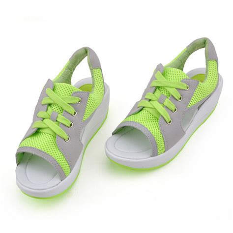 open toe athletic shoes new sport sandals open toe running trainers athletic