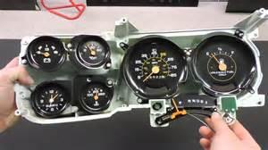 1979 83 chevy truck dash shift indicator 3 speed