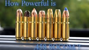 How To Buy A 458 How Powerful Is 458 Socom