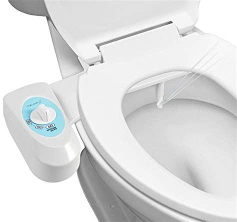 Toilet Bidet Attachment by Bidet Toilet Attachment Fresh Water Spray Non Electric
