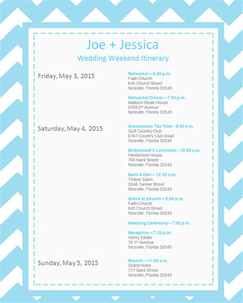 11 Event Itinerary Template Doc Pdf Psd Free Premium Templates Event Itinerary Template