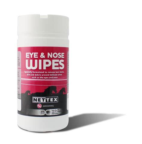 eye wipes net tex eye nose wipes for horses
