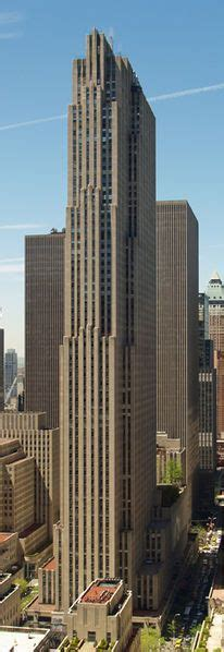 rockefeller center observation deck height baker to move into bank of america center