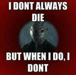 Jason Voorhees Meme - friday the 13th 2015 all the memes you need to see
