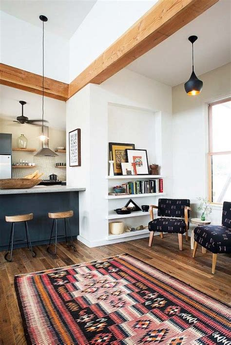 Beam Decoration by 32 Wonderful Ideas To Design Your Space With Exposed