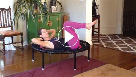 25 best ideas about rebounding on rebounder workout rebounder troline and
