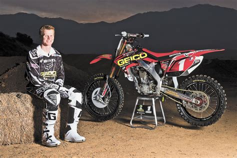 professional motocross racing motocross trey canard rising in shawnee ok