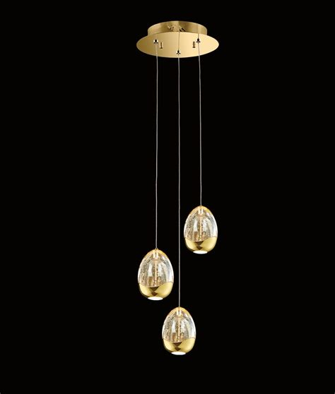Led Light Pendants With A 1 5m Drop Led Light Pendant