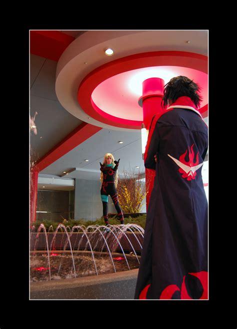 Tk1 Cp New Thalita Black nia teppelin tengen toppa gurren lagann by kataimiko