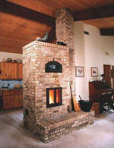 masonry heaters store heat energy   short hot fire
