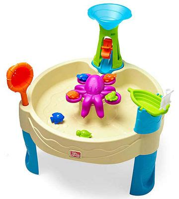 step2 whirlpool water table outdoor toys
