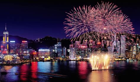 new year hong kong fireworks where to celebrate new year s 2016 2017 in hong kong