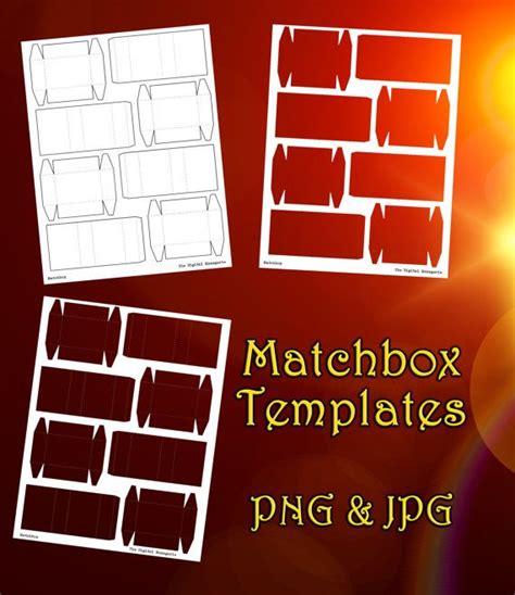 home business card template 8 5x11 ai best 25 matchbox template ideas on box