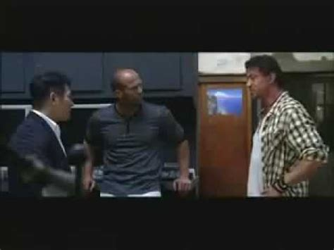 Sylvester Stallones Plane Searched In Australia by Sylvester Stallone Jet Li S The Expendables