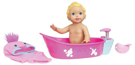 little bathtub little mommy bubbly bathtime doll only 12 99 from 24 99