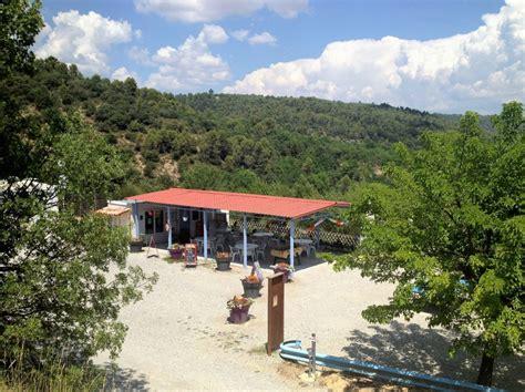 Camping Gorges du Verdon Gréoux les bains Bleu Lavande