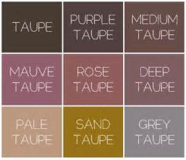 taupe color chart all things taupe kalter kaffee